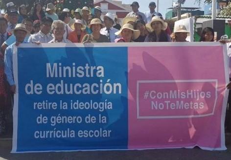 Las calles de Perú son un clamor contra la ideología de género / Actuall